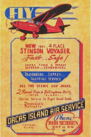 Stinson airplane that can receive an aircraft appraisal