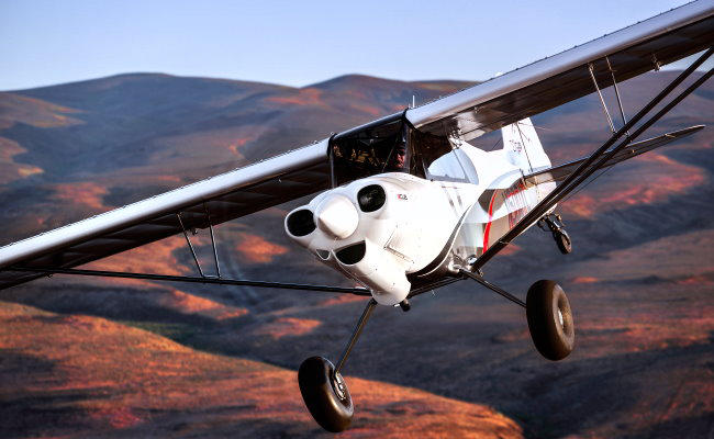 Cubcrafters airplane can receive an aircraft appraisal
